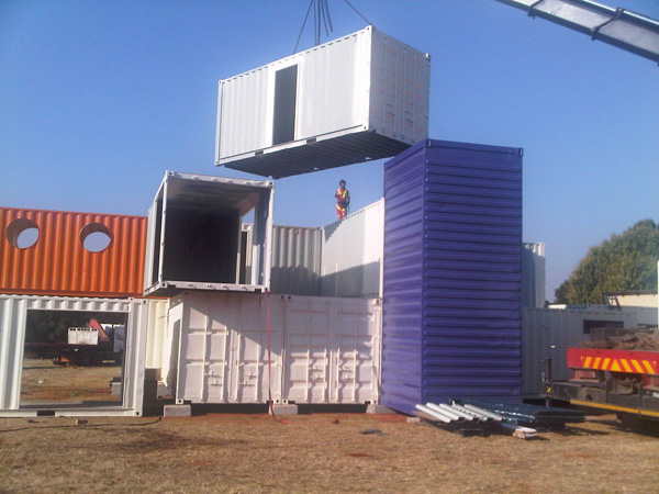 Build Shipping Container Home 600 x 450