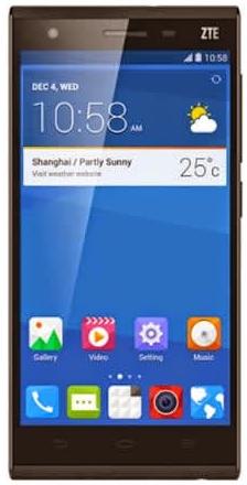 ZTE G720C Android
