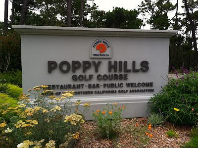 Poppy Hills 17 Mile Drive