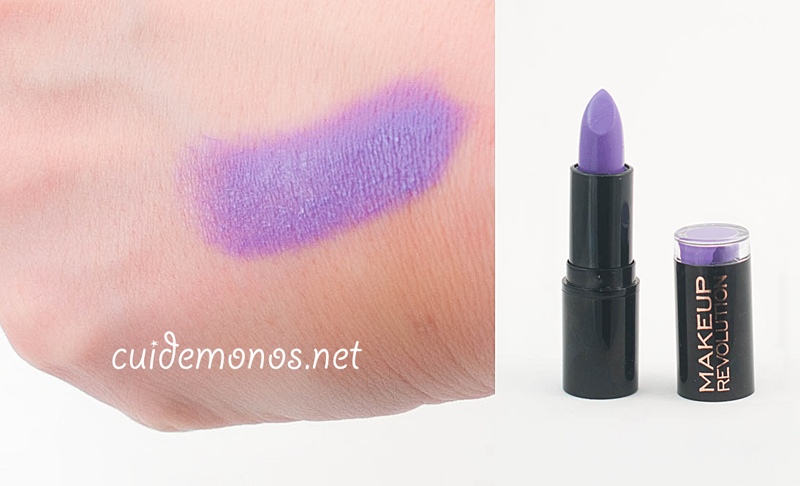 makeup revolution depraved swatches