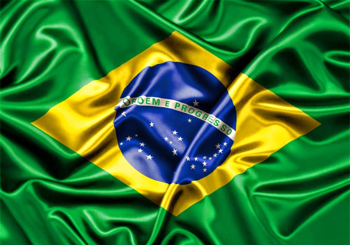 Eu, sou brasileiro, com muito orgulho, com muito amor...
