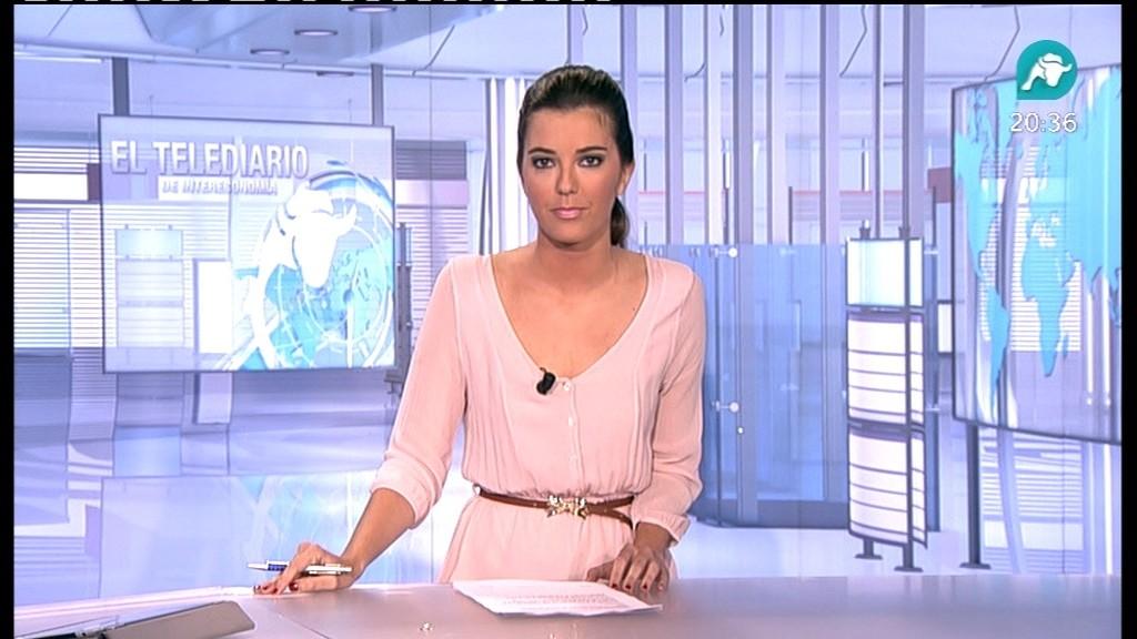 CARMEN ESTAÑ, TELEDIARIO DE INTERECONOMIA (03.06.13)