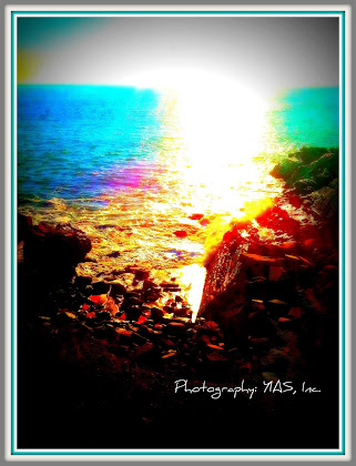 Photography Sunset of Malibu Coast