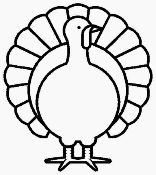 Apples4theteacher Coloring Pages : Coloring pictures of turkeys free