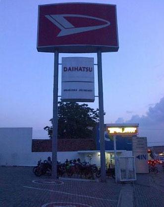 Alamat Dealer Resmi Mobil Daihatsu Bandung