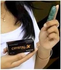 Khasiat Crystal X Asli Untuk Organ Kewanitaan