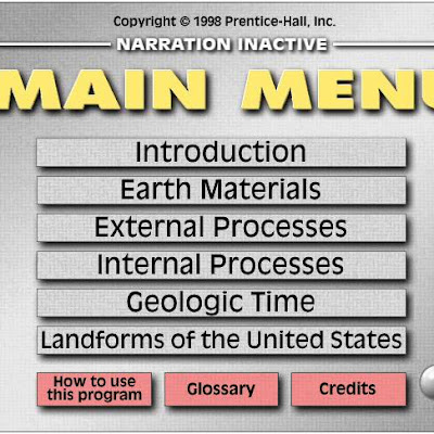 GEODe II Software interactivo de geologia y mineralogia | Descargar