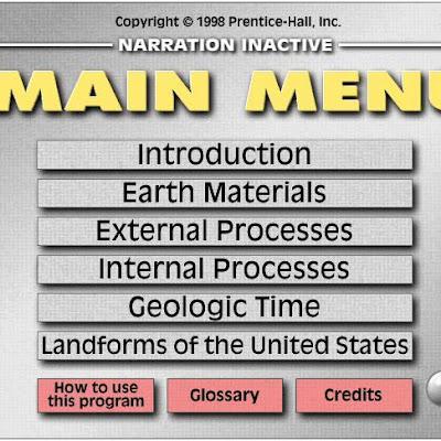 GEODe II Software interactivo de geologia y mineralogia   Descargar
