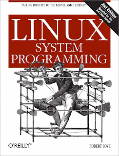 Linux System Programming 2ed, cover