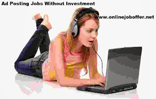 Genuine Ad Posting Jobs Without Investment
