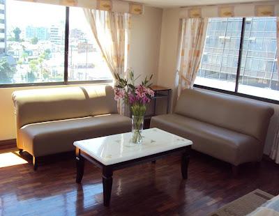 Hoteles en Quito Hotel Carolina Montecarlo
