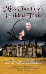 Miss Chartley's Guided Tour Is Coming Soon!