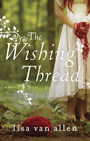 The Wishing Thread, Lisa van Allen cover