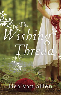 The Wishing Thread Lisa van Allen cover