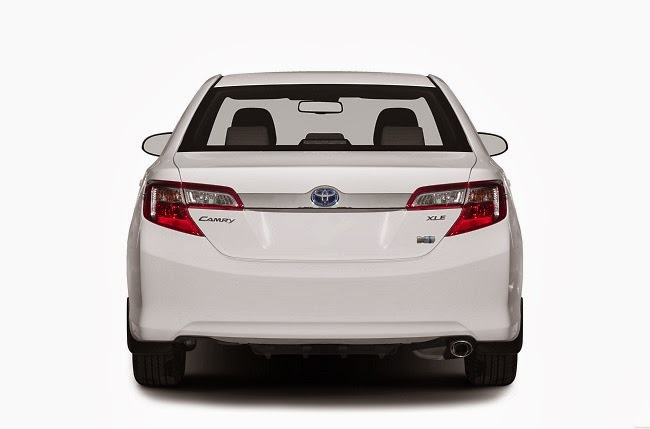 Toyota Camry 2014 Rear View