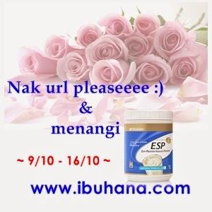 Segmen Bersiri #1: Nak URL Please Bersama Ibuhana.com