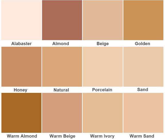 Black Opal Foundation Color Chart La Girls Pro Concealer Swatches