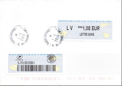 La www poste suivi courrier for Suivi courrier demenagement la poste