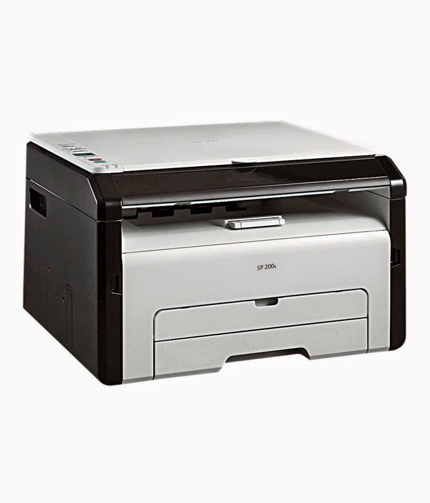 Amazon: Buy Ricoh Aficio SP 200S Multifunction Laser Printer at Rs. 4999