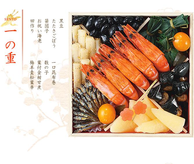 京菜味のむら 京のおせち 千都