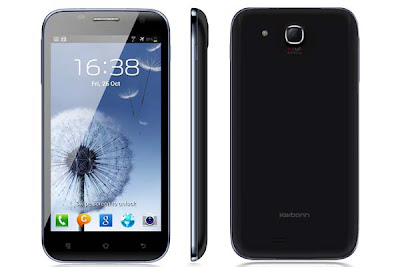 KARBONN S2 TITANIUM FULL SMARTPHONE SPECIFICATIONS