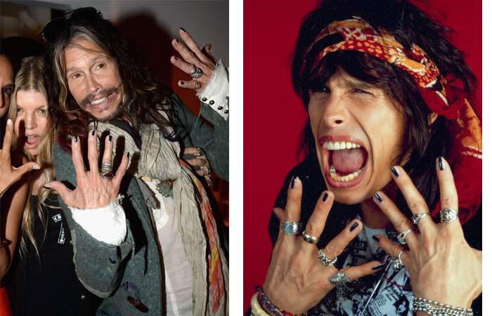 Reto Celebrity Nails 2: Manicura de un Cantante - Mi Stand de Uñas ...