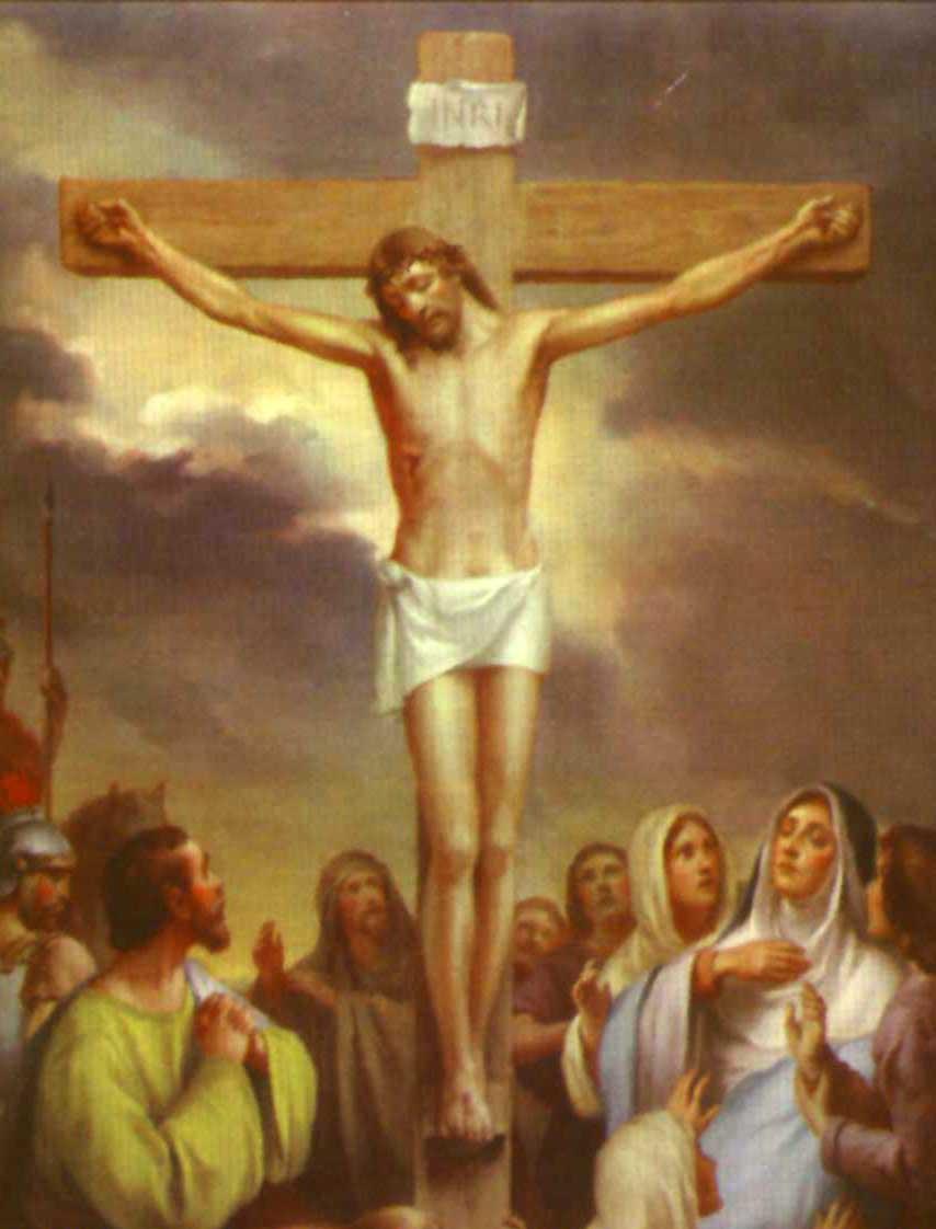 Yesus Disalib Tuhan yesus disalib.