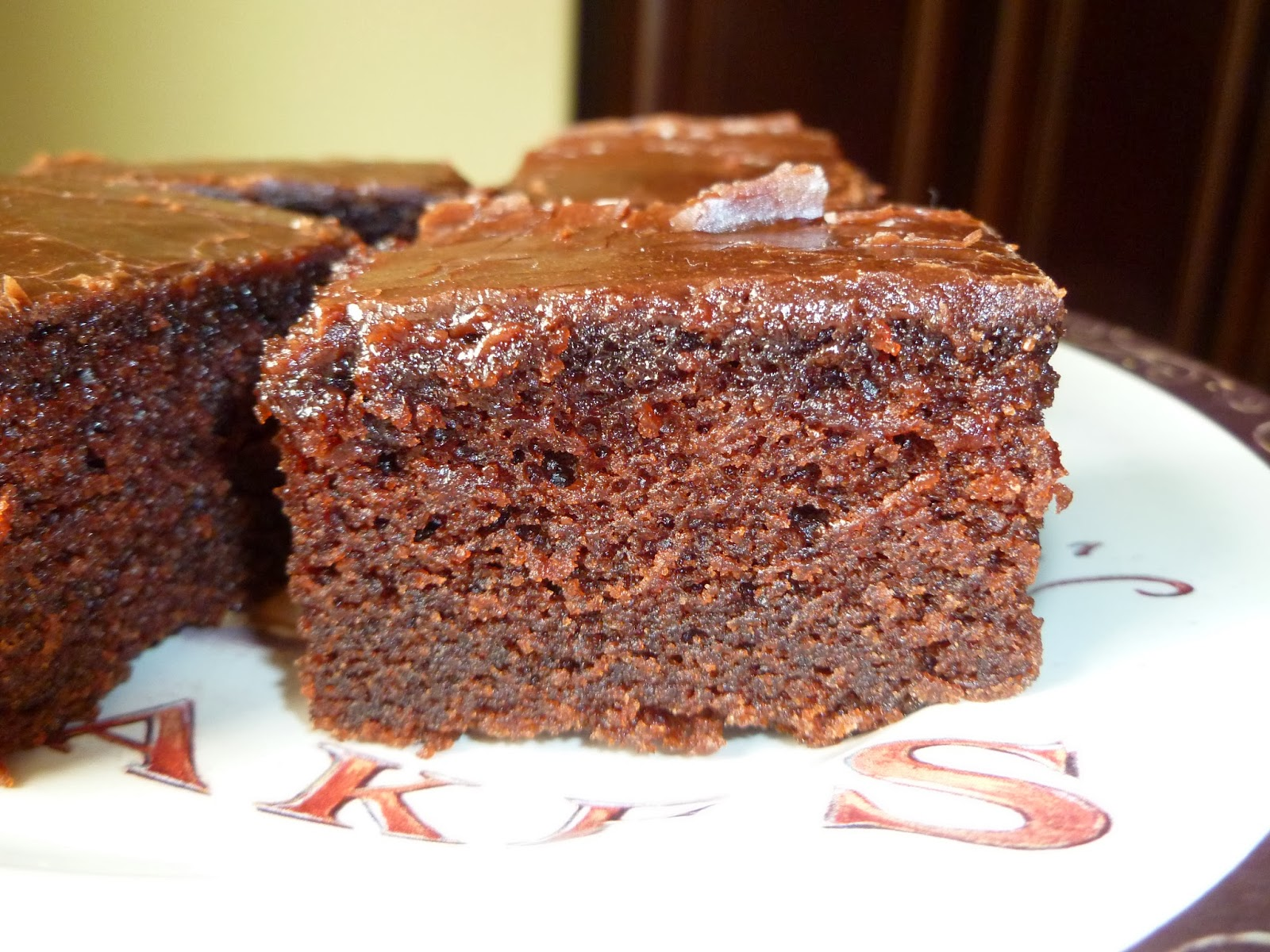 The Pastry Chef's Baking: Texas Sheet Cake - Happy National ...
