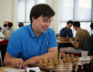 British Chess Championship: Jonathan Hawkins en tête © Chessbase