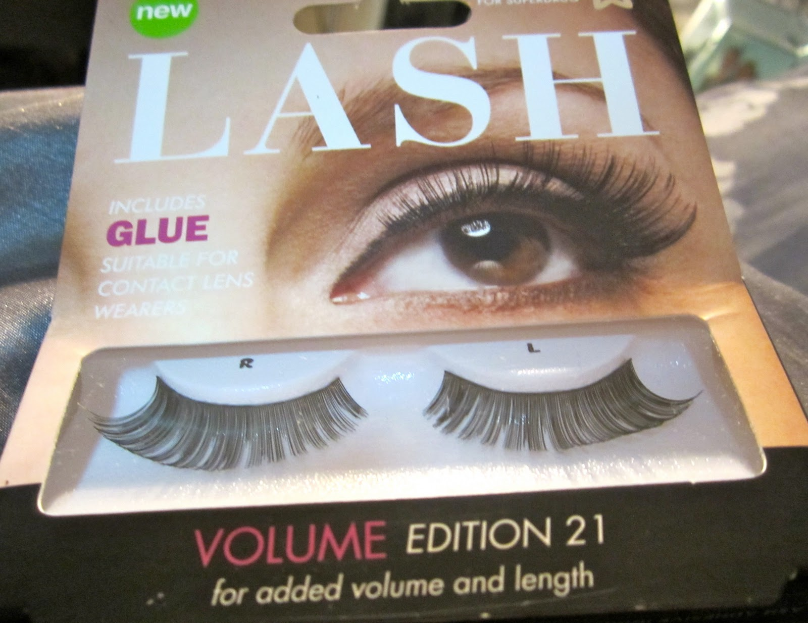 Superdrug Lash Collection Couture Girl