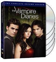 287d1ccb0e TVD2 Vampire Diaries Season 2 DVD/Blu Ray