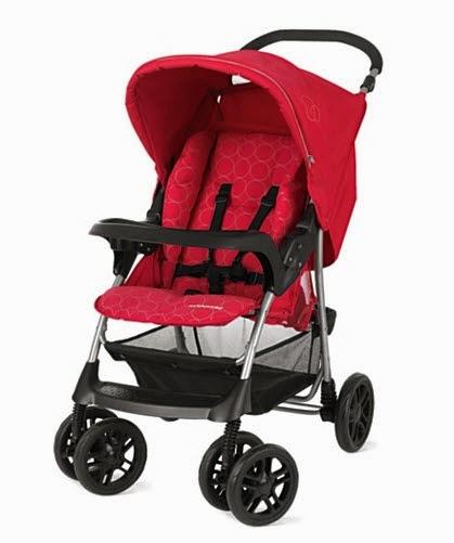 Cara Memilih Stroller / Kereta Bayi