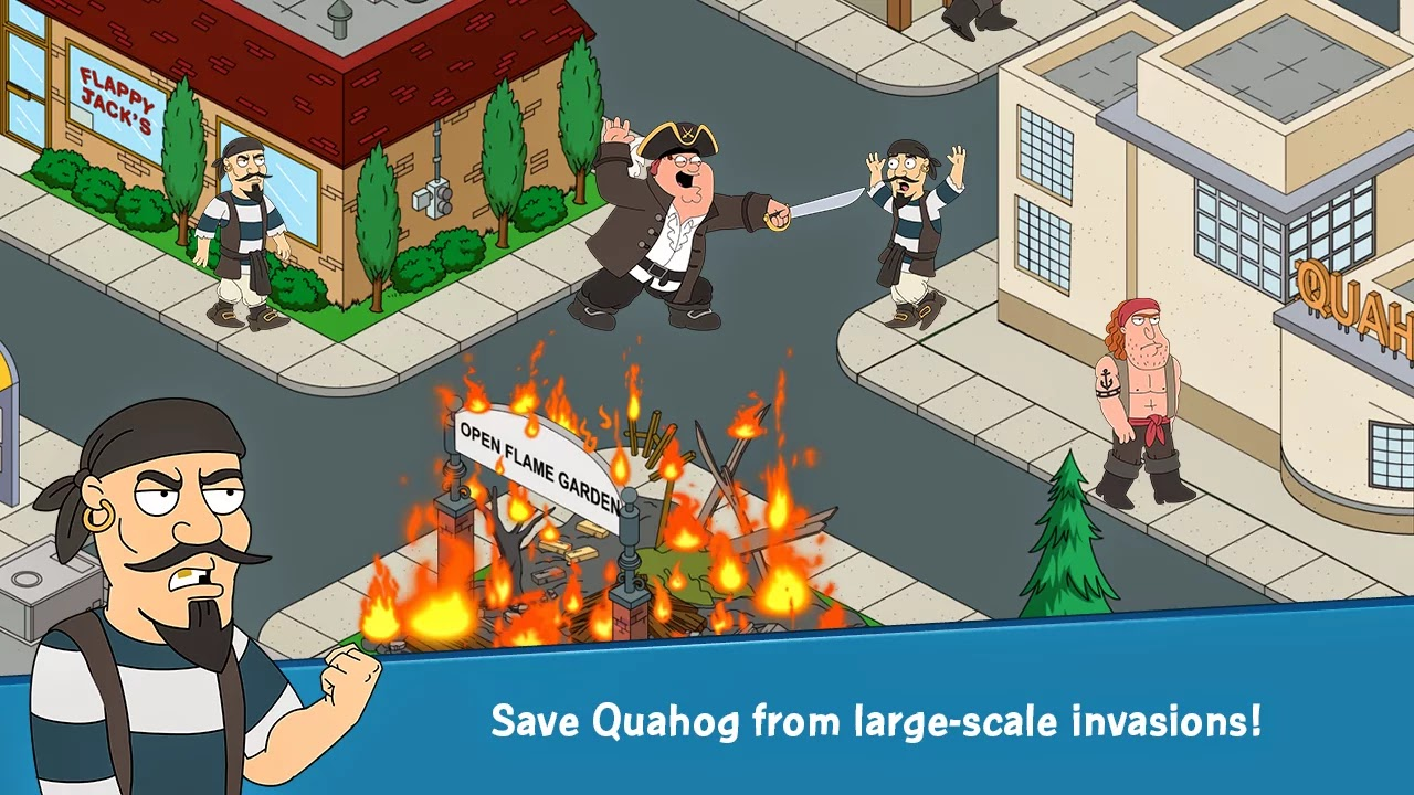 Family Guy The Quest for Stuff v1.6.0 Mod