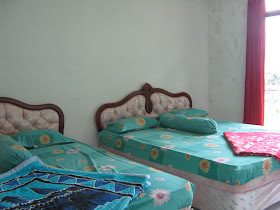 Spring Bed ( Double 1 Room )