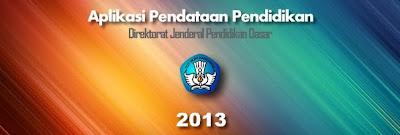 Informasi Terkait 'Kode Registrasi' Dapodikdas 2013