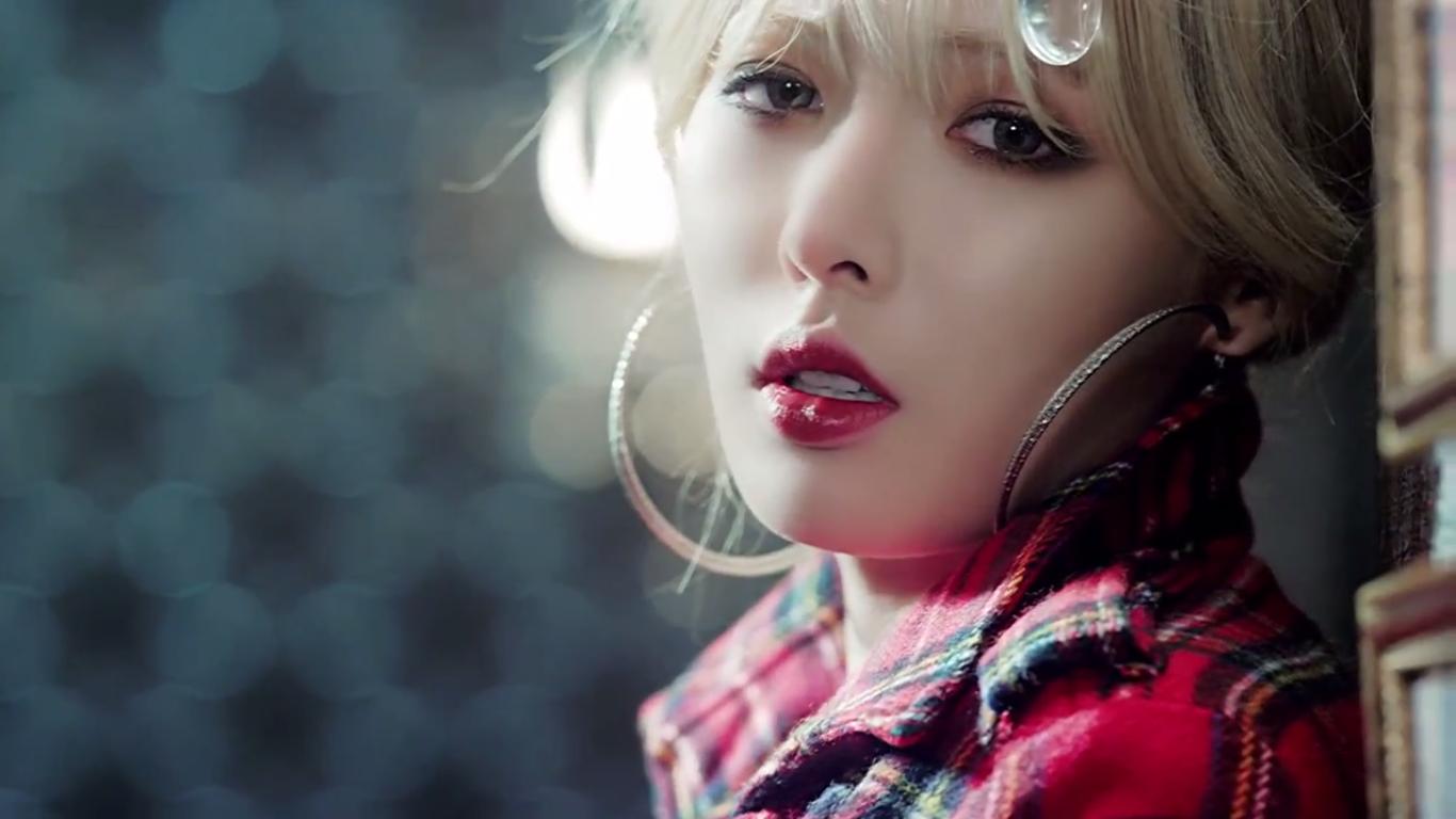 Korean Makeup Trend Sexy Style