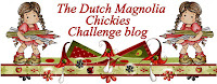 The Dutch Magnolia Chickies challenge blog