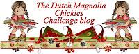 The Dutch Magnolia Chickies challenge blog