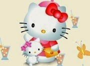 Hello Kitty memorama