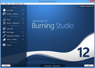 Ashampoo Burning Studio 12.0.5.12.3510 Incl Reg Key