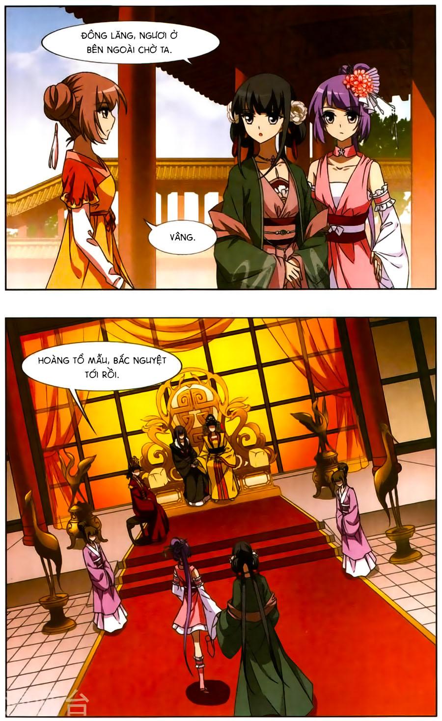 Phượng Nghịch Thiên Hạ Chapter 106 - Hamtruyen.vn