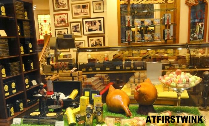 Corné Port Royal store inside
