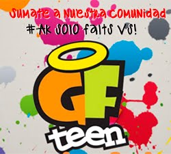 COMUNIDAD TEEN ........................... Ak solo falts Vs!