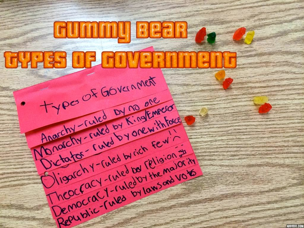 worksheet Types Of Government Worksheet the art of learning gummy bear government we have been studying different types that can be found around world today and throughout history most common include anarchy