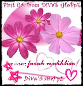 FIRST GA FROM DIVA'S SHOPPE