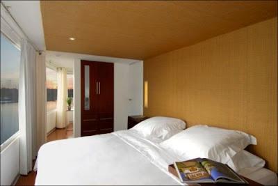 فندق يطفو على نهر الأمازون-منتهى