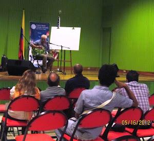 Centro Cultural Colombo Americano, Cali