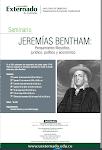 Seminario Bentham en el Externado