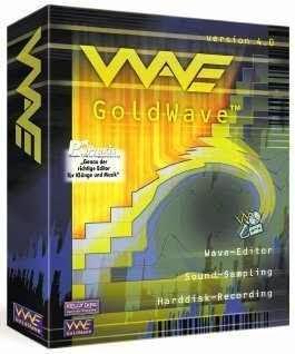 تحميل برنامج GoldWave 5 لتحرير وتعديل ملفات الصوتيات مجانا