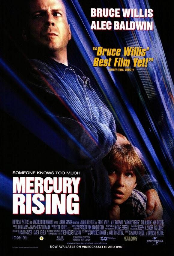 Mercury Rising (1998) ταινιες online seires xrysoi greek subs